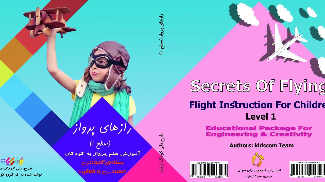 تصویر جلد کتاب رازهای پرواز سطح 1